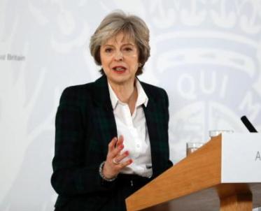英大选在即 特雷莎・梅所在党接连失策优势难保