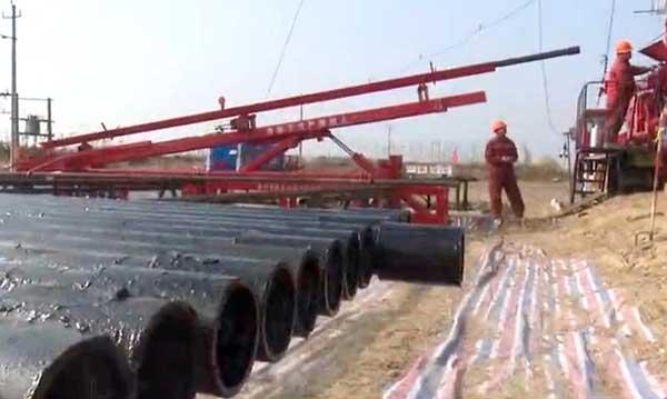 石油人拍微电影讲述三代人的石油梦