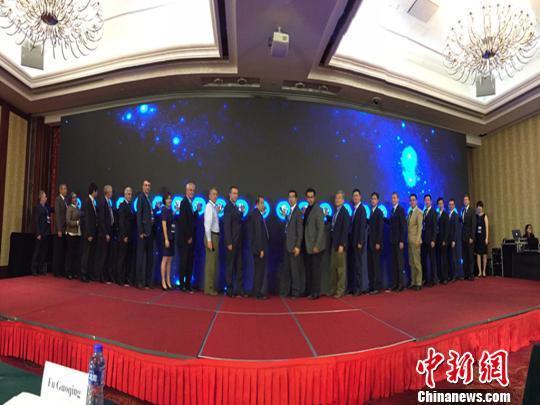 一带一路科技创新联盟在上海召开首届峰会