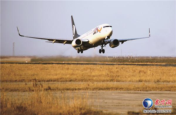 该飞机属波音737-800,之所以用它校验,是因为其长度,宽度均与c919的大