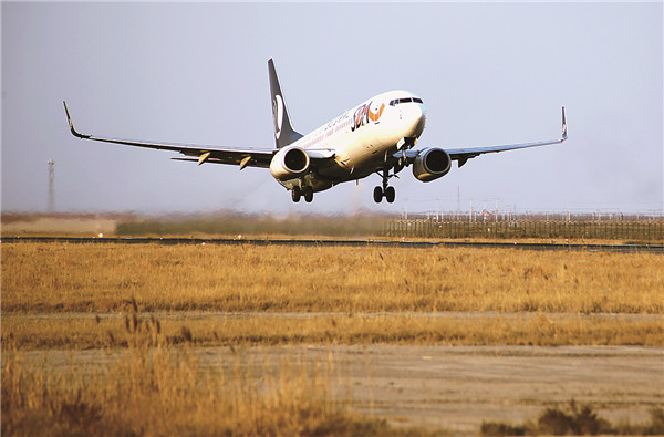 下个月,国产大飞机将东营首秀 我们蓝天下见!