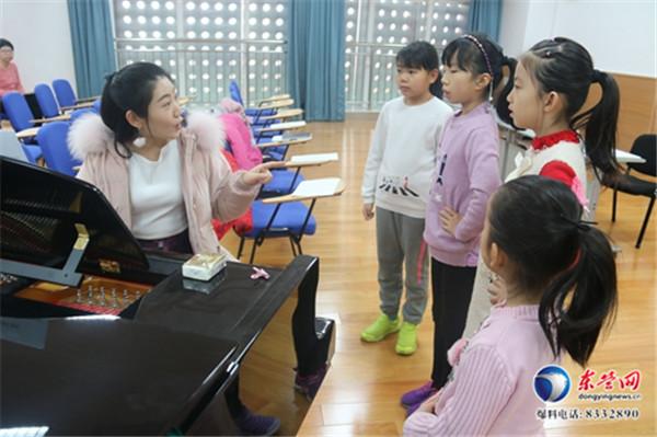 """市青少年宫2018""""我们的中国梦""""公益活动开课了-医院地埋式污水处理设备价格"""