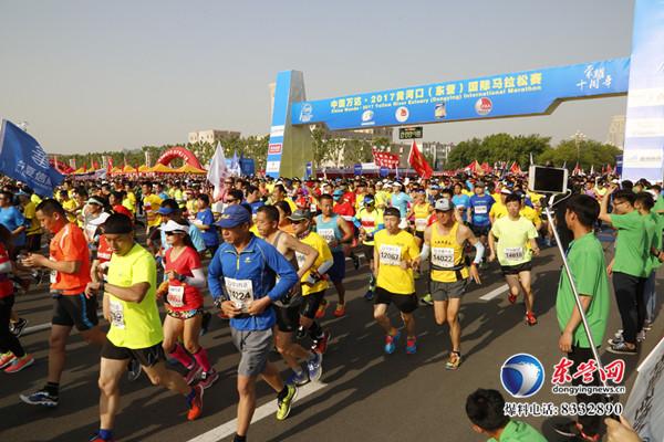 71人获2018黄河口(东营)国际马拉松赛永久号码