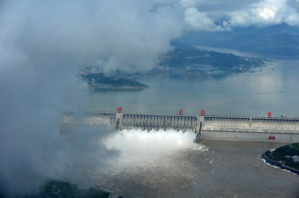 洪水橙色预警!三峡水库将迎6万立方米每秒洪峰