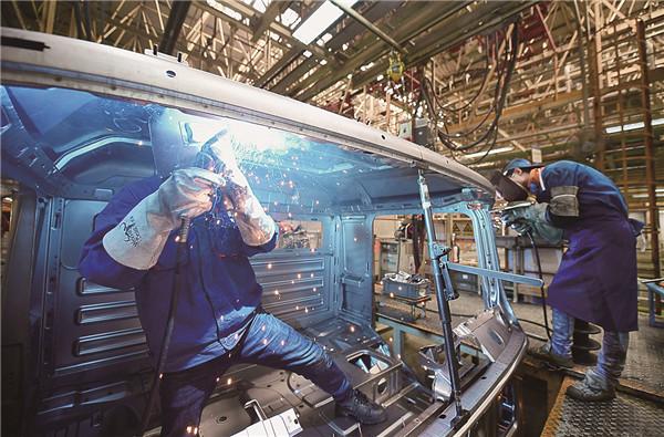 西安的陕西汽车控股集团有限公司前身是始建于1968年的陕西汽车制造厂