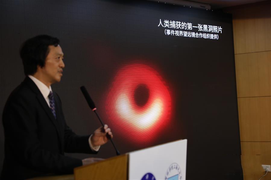 跨越5500万光年的曝光:原来你是这样的黑洞