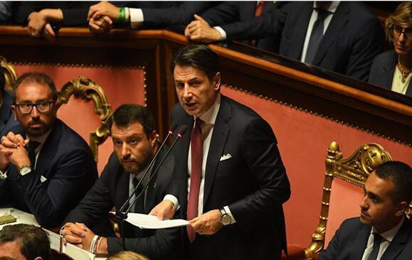 意大利总理将辞职