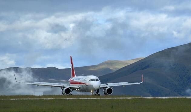 我国第5个海拔4000米以上的民用机场投入运营