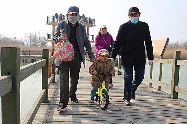 初春黄河口:生机盎然等您来