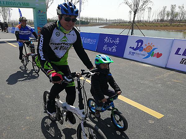 2021天鹅湖蓄滞洪工程自行车骑游活动成功举行